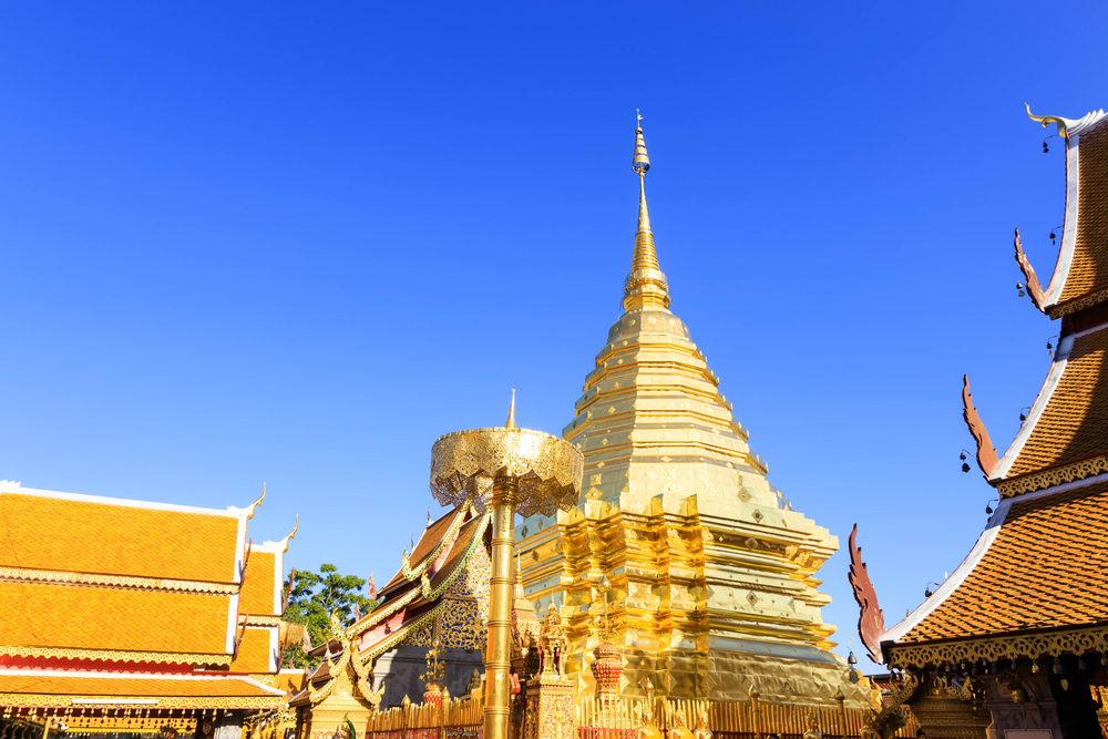 T1020 Doi Suthep Temple Tour – Barefoot Chiang Mai