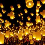 Loi Kratong Chiang Mai Events 2015