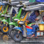 Touring Chiang Mai in the Rainy Season