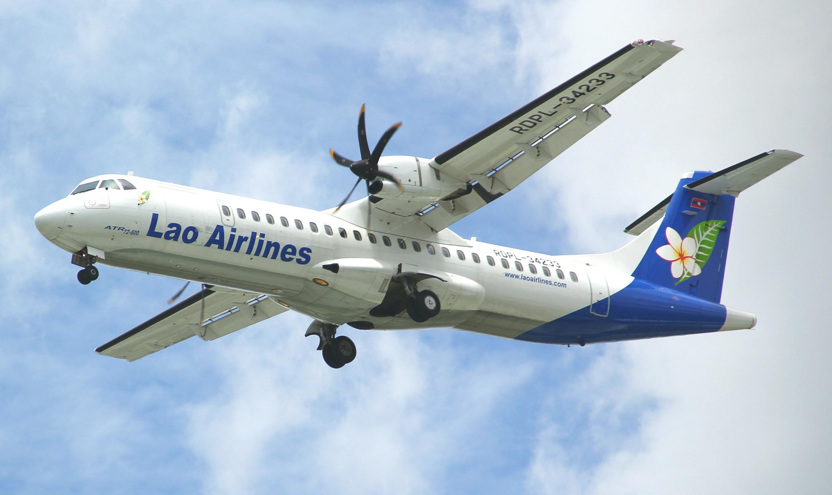 Lao Airlines ATR 72