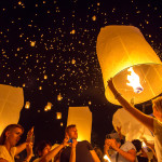 2018 Chiang Mai Loy Kratong dates