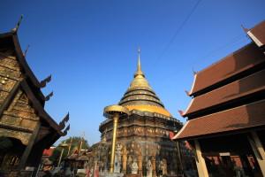 Wat Phra That Lampang Luang
