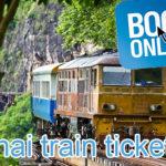 Thailand Online Train Ticket Booking