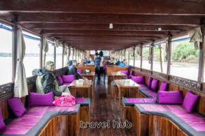 Mekong cruise boat