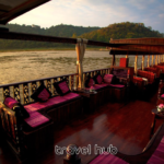 New Cruise from Chiang Kong to Luang Prabang