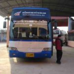 New bus services from Thailand to Laos